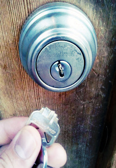 Broken Keys Extracted Ft Worth TX