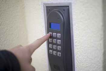 Keypad Access Control Systems Ft Worth TX